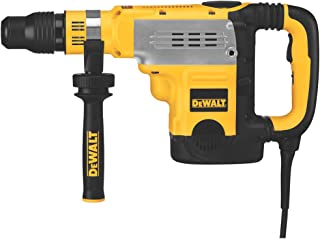 DEWALT D25723K 1-7/8-Inch SDS Max Combination Hammer with 2-Stage Clutch/E-Clutch