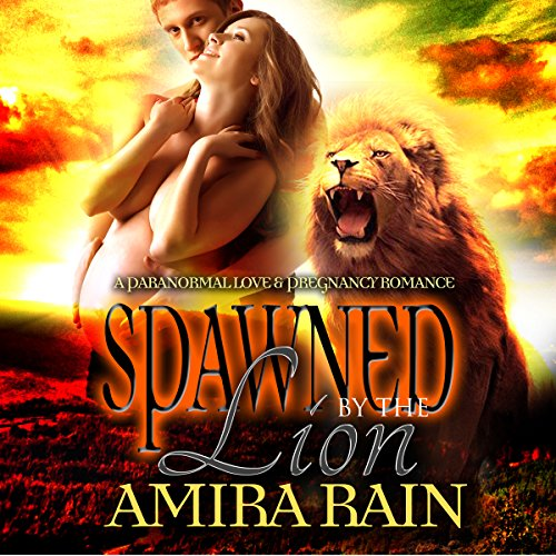 Spawned by the Lion audiobook cover art