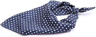 WORDERFUL Dog Bandana Bibs Pet Plaid Scarf Triangle Head Scarfs Accessories Neckerchief for Small and Medium Dog