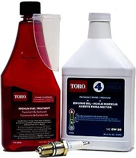 Genuine OEM Toro 138-0699 Maintenance Kit for 21