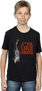 Pennytees Boys D'ya Like Dags T-Shirt