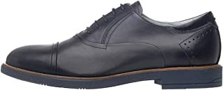 Zapatos con Cordones NEROGIARDINI P900890-200 900890 Zapatos DE Hombre EN Cuero Azul