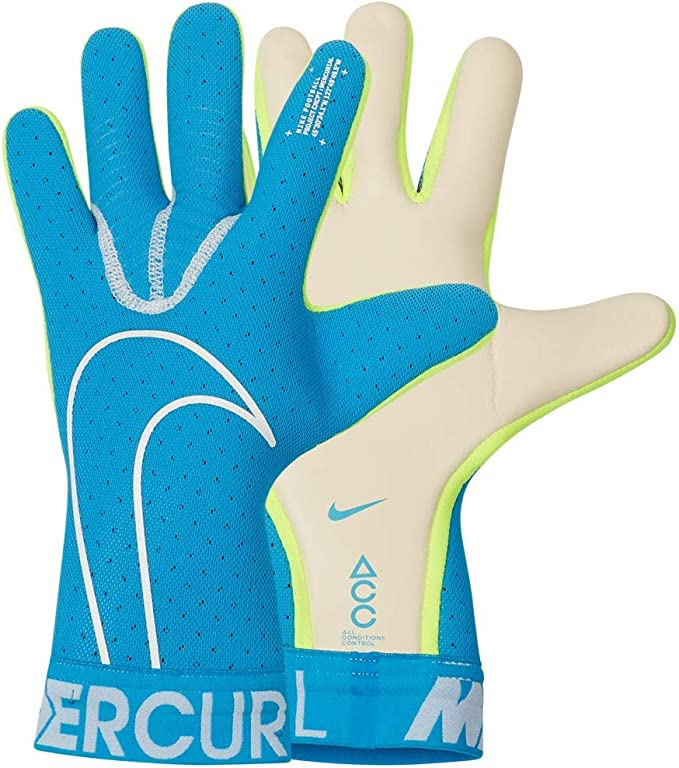 taza incondicional Tutor  Amazon.com : Nike Mercurial Touch Elite Soccer Goalkeeper Gloves : Sports &  Outdoors