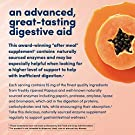 American Health Super Papaya Enzyme Plus Chewable Tablets, Natural Papaya Flavor - Promotes Digestion & Nutrient Absorption, Contains Papain & Other Enzymes - 360 Count, 120 Total Servings #3