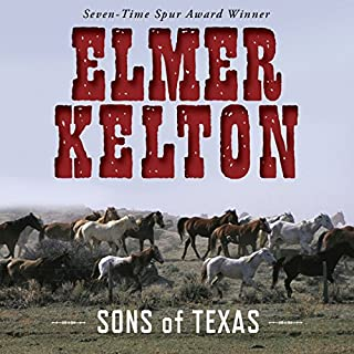 Sons of Texas, Book 1 cover art