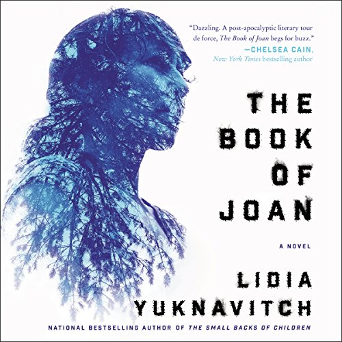 The Book of Joan audiobook cover art
