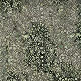 Fabric Freedom Sage Green Nebula-Design – 100%