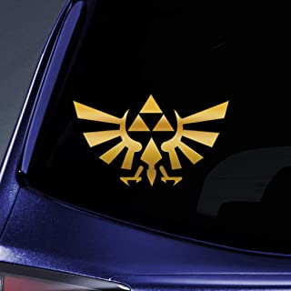 Bargain Max Decals - Triforce Logo Wings 4