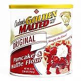 Carbon's Golden Malted Pancake & Waffle Flour...