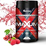 Maxum eSports & Gaming Booster, Play at a level up   650 g eSports Booster mit 65 Portionen   Made...