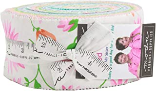 Good Day! Jelly Roll 40 2.5-inch Strips by Me and My Sister Designs for Moda Fabrics