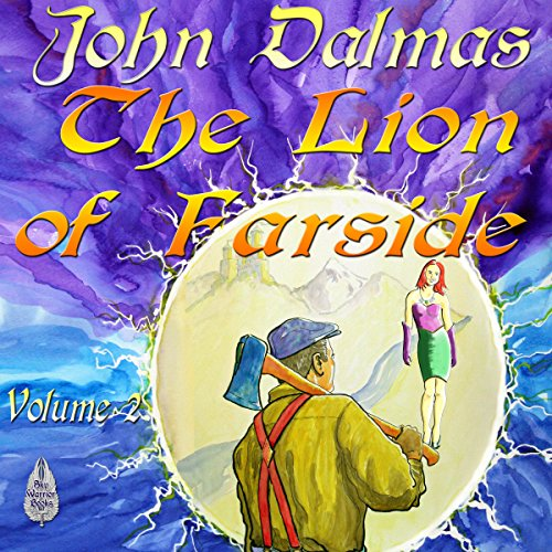 The Lion of Farside Volume 2 audiobook cover art