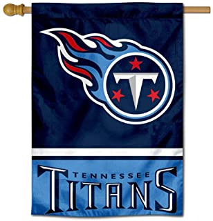 WinCraft Tennessee Titans Two Sided House Flag