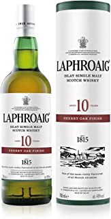Laphroaig Single Malt Whisky 10 Jahre Sherry Oak
