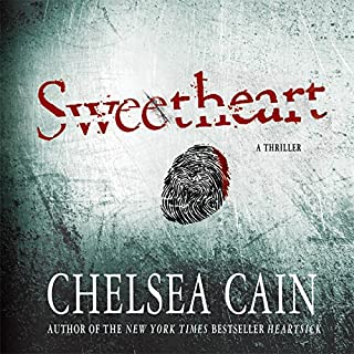Sweetheart audiobook cover art