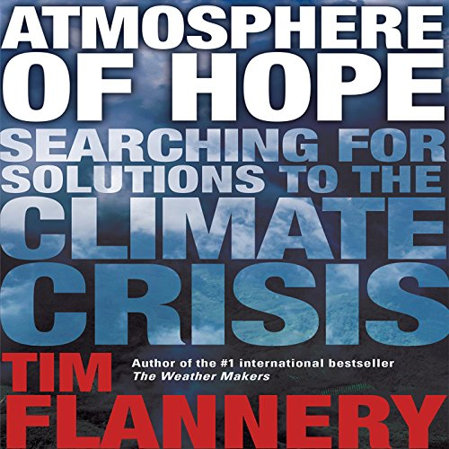 Atmosphere of Hope audiobook cover art