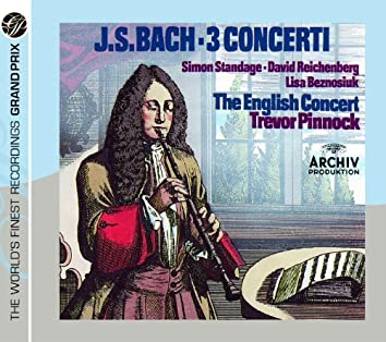 Bach, J.S.: 3 Concerti BWV 1044, 1055 & 1060