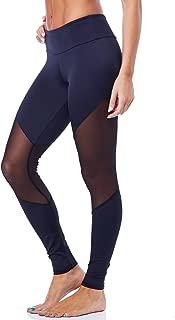 Onzie Track Legging -Black-M/L Womens Active Workout Yoga Leggings Black