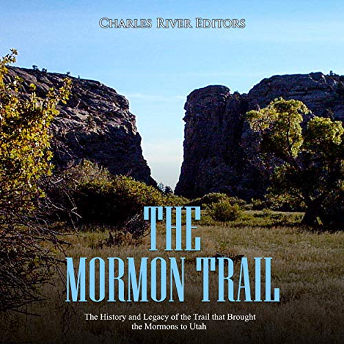 The Mormon Trail  By  cover art
