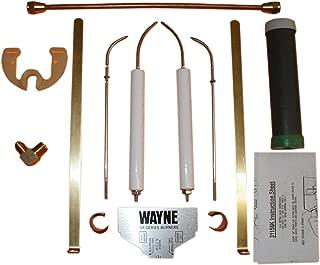 Wayne Oil Burner 31156K Electrode Tune Up Kit Fits Models M MSR MH ER ERA EH EHA EHASR OE OEA