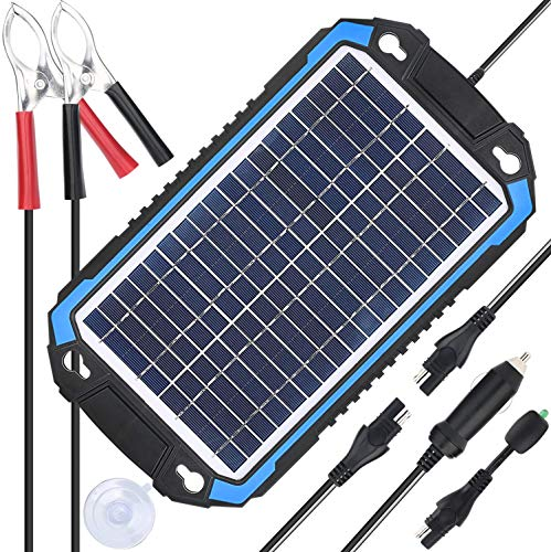 SUNER POWER Solar Battery Maintainer