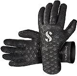 SCUBAPRO D-Flex-Handschuh 2mm–schwarz