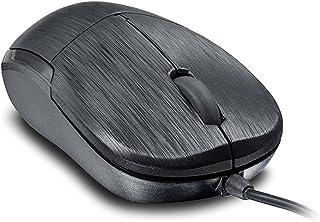 Speedlink JIXSTER Mouse   3 Tasten Maus mit USB Anschluss   Links  und Rechtshänder geeignet   schwarz