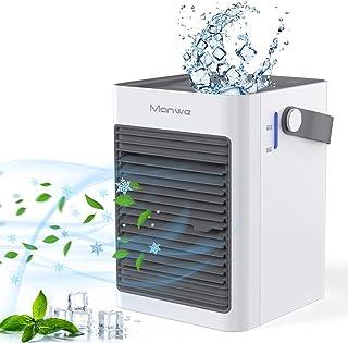 Climatiseur polaire-Manwe Air Climatiseur Air Refroidisseur Ventilateur, Personnelle Mobile Climatiseurs, Humidificateur P...