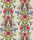 Rasch 270419 - Papel pintado, diseño de animales salvajes