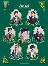BTOB - [FEEL'EM] 10th Mini Album CD+80p PhotoBook+1p PhotoCard K-POP SEALED
