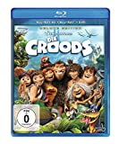 Bluray Kinder Charts Platz 73: Die Croods (inkl. 2D Blu-ray & DVD) [3D Blu-ray] [Deluxe Edition]