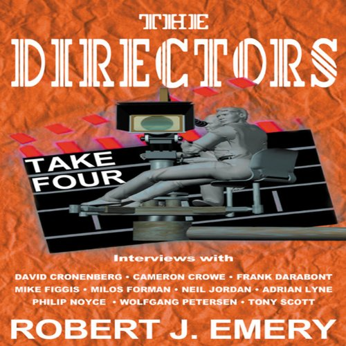 The Directors: Take Four audiobook cover art