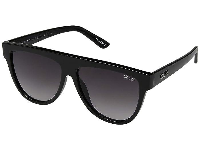 Last Night (Black/Smoke Fade) Fashion Sunglasses