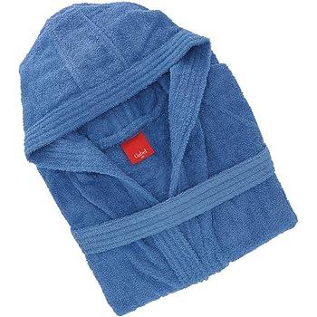 Gabel 09200 23 Accappatoio, 100% Cotone, Blue, Medium