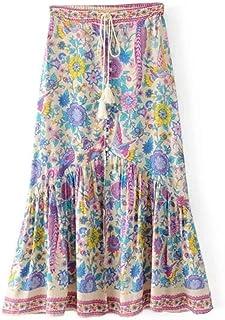 4767b78df Amazon.es: Bohemia - Faldas / Mujer: Ropa