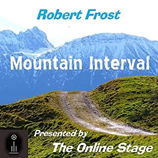 Mountain Interval audiobook cover art
