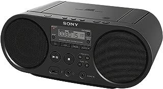 Sony Portable CD Player Boombox Digital Tuner AM/FM Radio Mega Bass Reflex Stereo Sound System