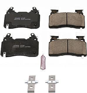 Power Stop Z23-1474A, Z23 Evolution Sport Carbon-Fiber Ceramic Front Brake Pads