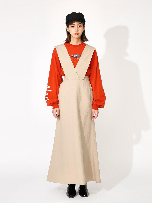 (マウジー) moussy ワンピース DEEP V CHECK DRESS 010BSH30-1900 レディース