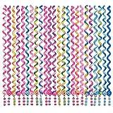 YMHPRIDE 24 piezas de pinzas para el cabello en espiral de c