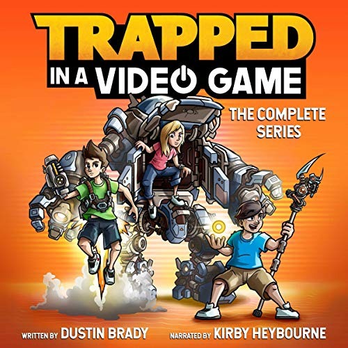 Trapped in a Video Game: The Complete Series cover art