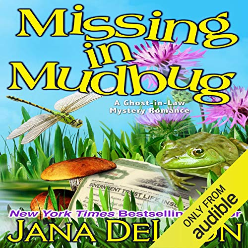 Missing in Mudbug cover art
