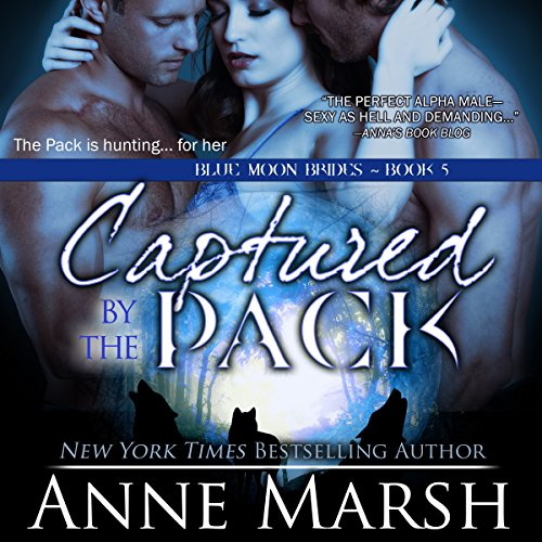 Captured by the Pack audiobook cover art
