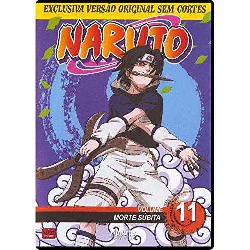 Naruto, V.11 - Morte Subita-Dvd