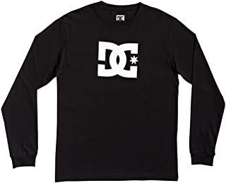 DC Shoes Star - Camiseta de Manga Larga para Niños 8-16 ADBZT03126