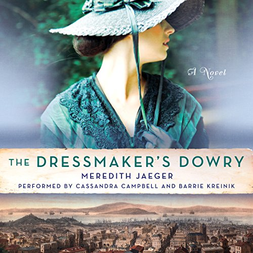The Dressmaker's Dowry audiobook cover art