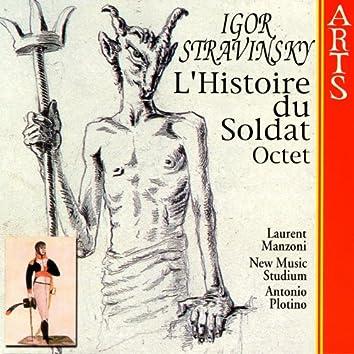 Igor Stravinsky: L'Histoire Du Soldat / Octet