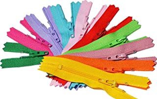 #3 Nylon Zippers - Request Your Own Colors for Your YKK Zipper Assortment - Made in The USA - (25 Zippers) (4