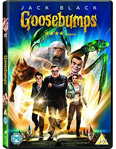 Goosebumps [2016]