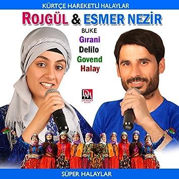 Buke Gırani Delilo Govend Halay (Kürtçe Hareketli Halaylar / Süper Halaylar)